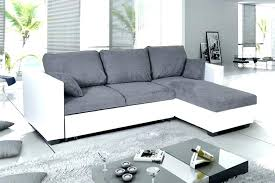 canape scoop canape convertible gris blanc canapa sofa divan canapac dangle elsa