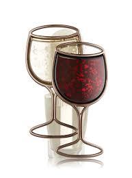 Wine Glass Wine Glass Nightlight Wallflowers Fragrance Plug Bath U0026 Body Works