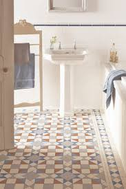 cute victorian style bathroom floor tiles about small home decor