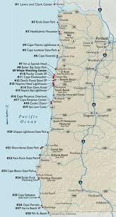 map of oregon state parks winter whale now underway along the oregon coast salem