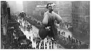 vintage thanksgiving day parade photos michael andrew