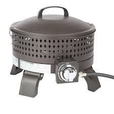 Firepit Grille by Hampton Bay Crossfire 29 50 In Steel Fire Pit With Cooking Grate