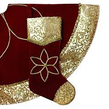 christmas skirt valery madelyn 48 and gold tree skirt with traditional