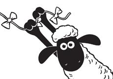 create shaun sheep