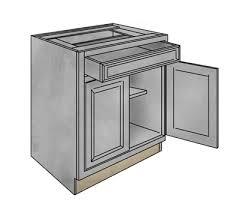 standard cabinet toe kick dimensions cabinet construction