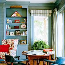 home interior wall colors casual chic lake house southern living