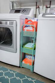 Laundry Room Storage Cart 13 Best Of The Best Basement Laundry Room Design Ideas Cleaning