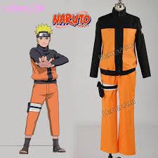 Naruto Costumes Halloween Buy Wholesale Uzumaki Naruto Cosplay Costumes China