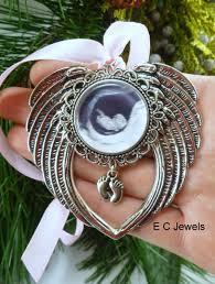 memorial baby miscarriage ornament sonogramultrasound