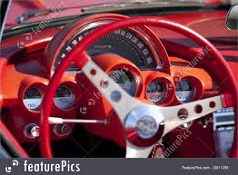 corvette dashboard car dashboard and steering wheel picture