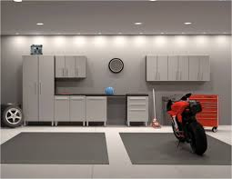 to reuse kitchen shutters as garage storage units
