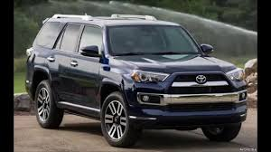 toyota suv sequoia toyota sequoia 2016 interior and exterior suv car with