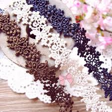 navy blue lace ribbon 151 best lace stuff for sewing images on lace trim
