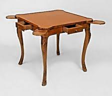 French Provincial Table Walnut French Provincial Antique Tables Ebay