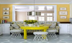 gray and yellow kitchen decor yellow and gray kitchen