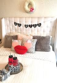 Valentines Day 2016 Room Decor valentine u0027s day bedroom decor a purdy little house