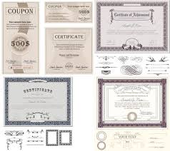 33 best certificate images on pinterest brand identity cards