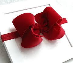 velvet bows velvet hair bow headband for velvet bow headband