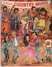 the best of country music program 1976 grand ole opry comic