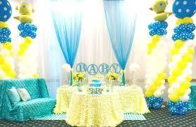 baby boy shower decorating ideas diy baby shower decoration ideas bombilo info
