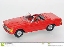 car mercedes red red classic mercedes toy cars stock image image 1828331