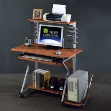 computer and printer table homely design computer desk with printer shelf fine computer desk w