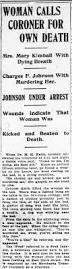 Barnes And Noble Topeka Ks Woman Calls Coroner For Own Death U2013 True Crime Historian