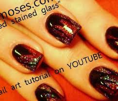 broken glass nail design elegant and beautiful 24 ideas stylepics