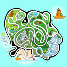 maze games and puzzles for children hine digital art