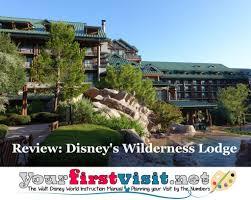 Fort Wilderness Map Review Disney U0027s Wilderness Lodge Yourfirstvisit Net