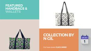 collection by n gil featured handbags u0026 wallets youtube