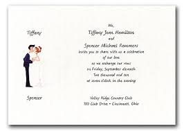 wedding card from groom to wedding invitations and groom yourweek 42aa9ceca25e