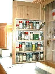 kitchen cabinet slide outs slide out spice cabinet slide out spice racks for kitchen cabinets