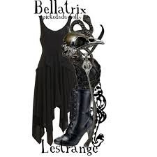 Bellatrix Halloween Costume Bellatrix Lestrange Polyvore