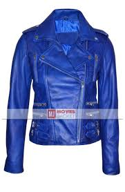 denim motorcycle jacket asymmetrical zipper women u0027s blue leather motorcycle jacket