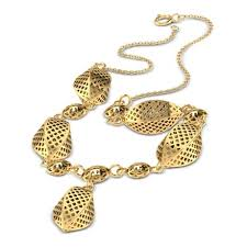 gold beaded necklace india images Golden beaded necklace jewellery india online jpg
