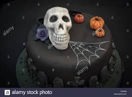 halloween cake decorating halloween cake skull pumpkin black goth at cake international