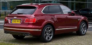 bentley bentayga silver bentley bentayga wikipedia