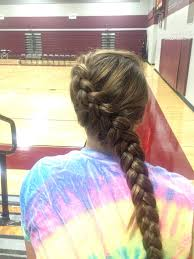 Cute Sporty Hairstyles 37 Best Sporty Hair Images On Pinterest Hairstyles Braids And
