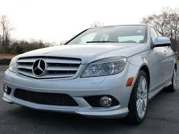2008 mercedes c 300 2008 mercedes c class c300 4matic sport manassas virginia