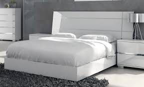 White Italian Bedroom Furniture Modern Bedroom Set