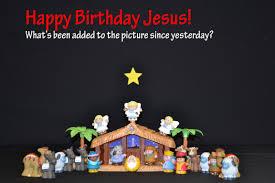 happy birthday jesus kidscor