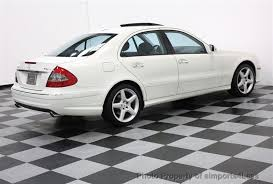 mercedes e 350 2008 2009 used mercedes e350 4matic amg sport at eimports4less