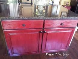 Painting Particle Board Kitchen Cabinets Custom Painted Furniture U0026 Kitchen Cabinets Rosehill Cottage