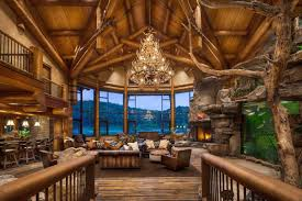 what is the best tree to build a log cabin intended for log homes