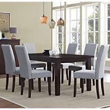 7 dining room sets 7 dining room set crafted contemporary kitchen table 6