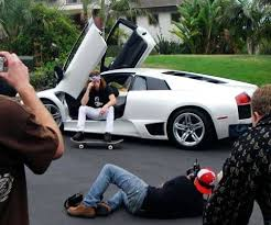all white lamborghini shaun white lamborghini lp640 pictures carzi