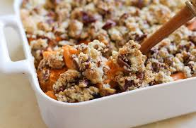 healthy sweet potato casserole paleo the roasted root