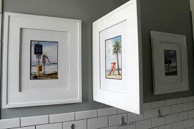 picture frame medicine cabinet i have a secret
