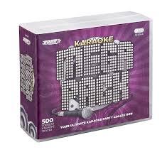 Rockin Around The Christmas Tree Karaoke Download by Zoom Karaoke Megapack 500 Songs 26 Cd G Discs Cd Rom With